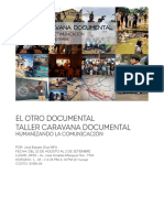 EOD - Taller Caravana Documental 2016