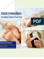 Footminders Complete Guide to Foot Care