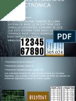 Números Utilizados en Electrónica Digital
