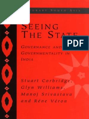 Stuart Corbridge, Glyn Williams, Manoj Srivastava]   Indian