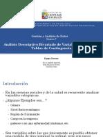 Tablas de Contingencia - curso estadística y ciencias sociales