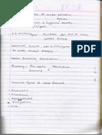 Environmental Engineering Notes