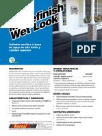 HT-Mapefinish Wet Look