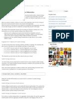 Update Strategy Transformation in Informatica
