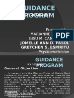 Guidance Program