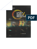 Church Plant Growth Projector by Aaron Coe