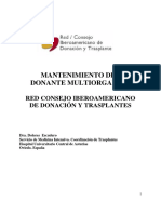 10 f Mantenimiento Donante Multiorganico RCIDT LOLA ESCUDERO