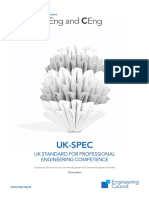 UK-SPEC Third Edition