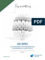 UK-SPEC Third Edition