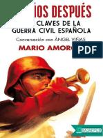 75 Anos Despues - Mario Amoros