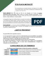 Información Playa Motacú Actualizada
