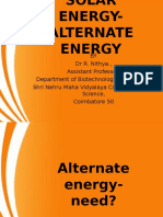126593901-Solar-Energy-Alternate-Energy.ppt