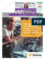7 July 2016, Jewish News, Issue 958