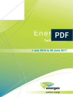 Energex-Document-Tariff-Book