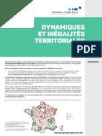 Dynamiques et inégalités territoriales