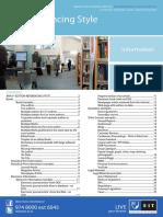 APA Referencing 6th Edition
