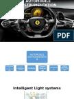 Instrumentation in Cars