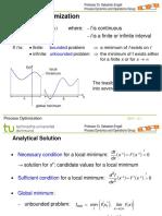 Lecture1-PO SS2011 02 ScalarOptimization p8