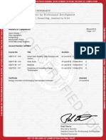 Stanford University - Professional Certificate