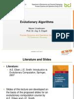 Lecture5-PO SS2011 05 EvolutionaryAlgorithm p51
