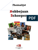 Themalijst Bobbejaan Schoepen