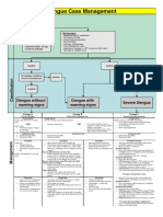 WHO Dengue Classification and Case Management-flyer