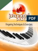 Jamorama Piano - Fingering Exercises - Web
