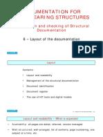 6 Layout of the Documentation