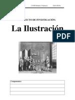 proyecto investigacion La Ilustración