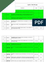 Planilha de Logistica Para Conferência