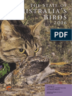 The State of Australia's Birds 2010