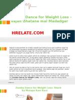 Zumba Dance for Weight Loss