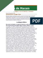 Espina de Maram