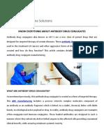 Know Everything About Antibody Drug Conjugates