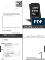 User Manual MK350 En