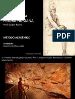 AULA-3-Desenho Da Figura Humana- Galber Rocha