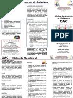 Triptico Funciones OAC