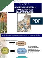 HU 9 Sociedad Medieval y Consecuencias Del Feudalismo