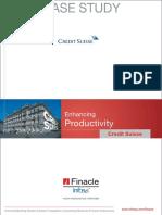 Credit Suisse _ Finacle