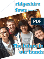 Cambridgeshire Deaf News Summer 2016