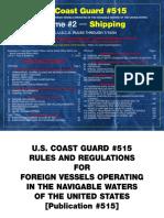USCG 515 v2 2004