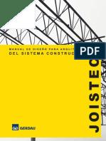 Manual Joistec Arquitectos Web