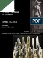 AULA-4-Desenho Da Figura Humana- Galber Rocha