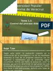 1.3. Control Del Proceso Didáctico