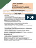 Modele Lettre D Invitation D Un Client Ou Partenaire Pour