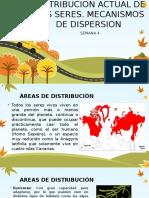 Distribucion Actual de Los Seres