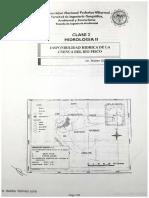 Clase 1 - Disponibilidad y Demanda Hídrica