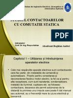Contactoare statice