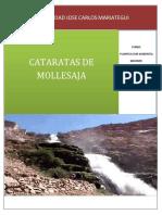 Cataras de Mollesaje Torata