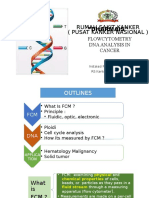 Flowcytometry Dna Analysis in Cancer - Copy